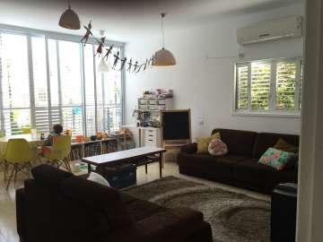 Family Apartment Near Hayarkon Park Vacation Rental 1 Bedrooms In Tel Aviv