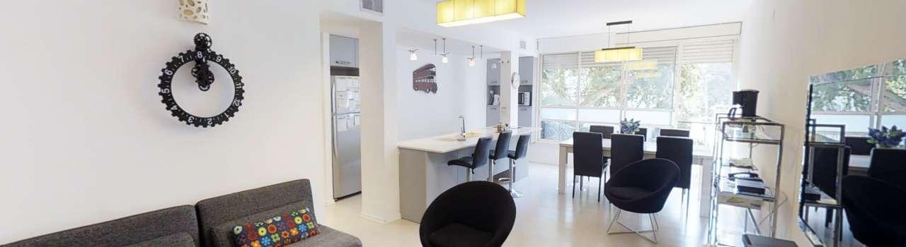 Raanana Holiday - REF06 - 3 BR apartment - City center - Borochov St