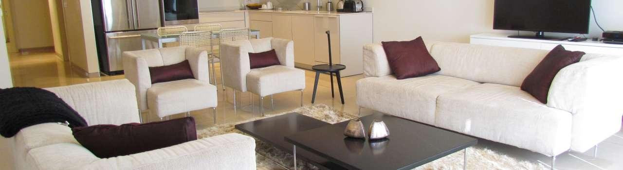 Luxurious 2bdr, 2 baths in Mamilla Residences