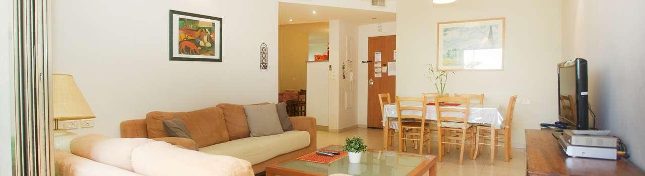 Raanana Luxury Holiday - 3 BR apartment - east Raanana (02)