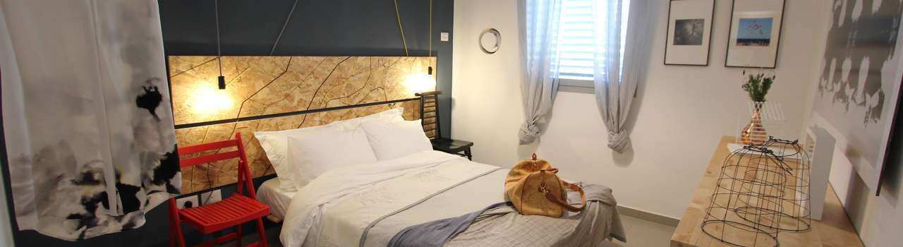 Best apartment for short term rentals in Ramat Gan